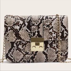 Snake Crossbody Purse